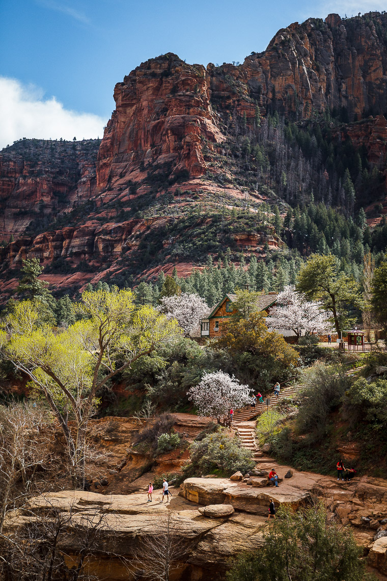 Slide Rock State Park - Arizona