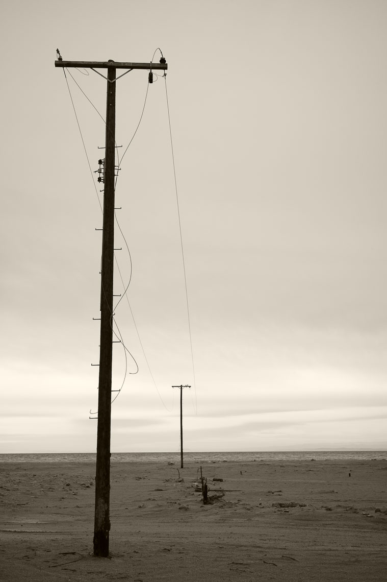 Power, Salton Sea, CA