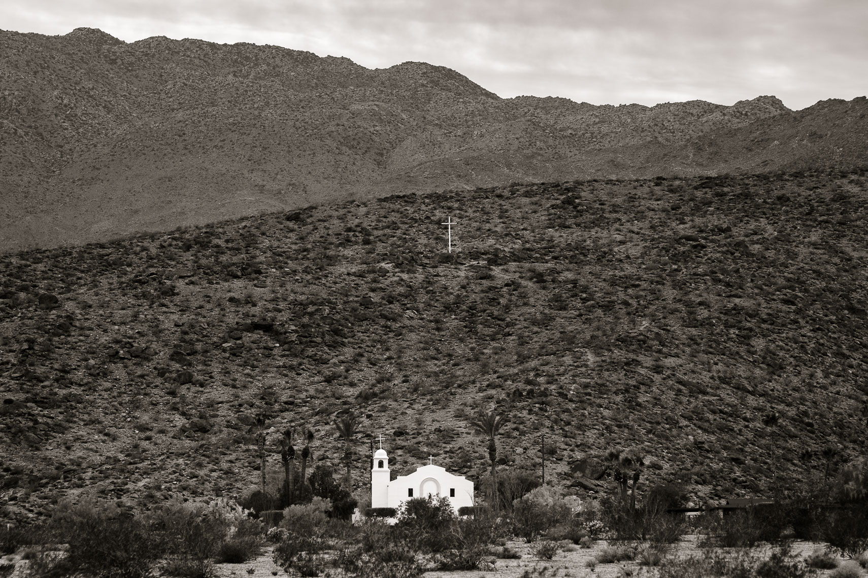 Borrego Springs Church