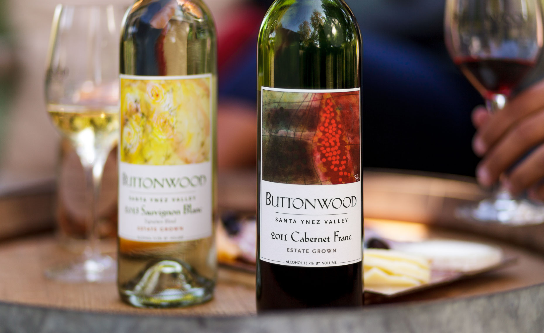 Buttonwood Tasting