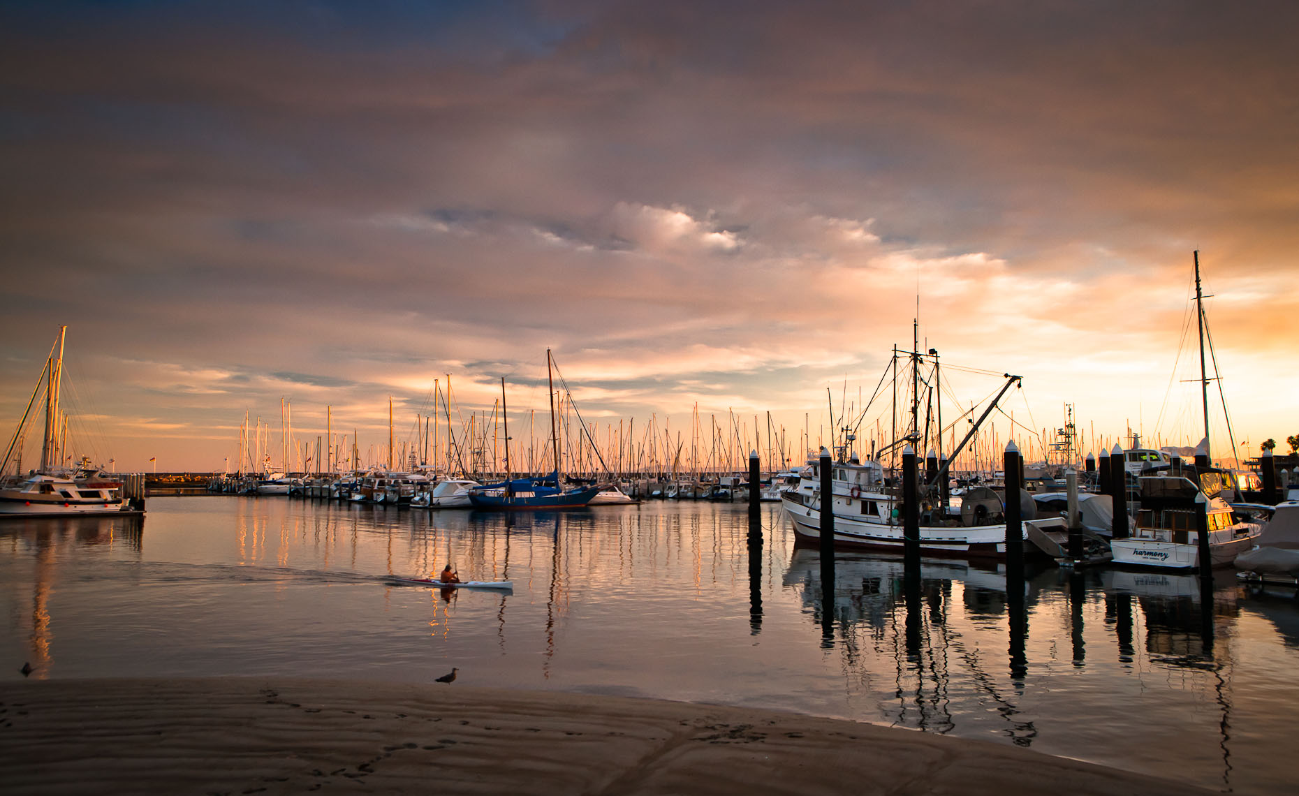 Harbor - Santa Barbara